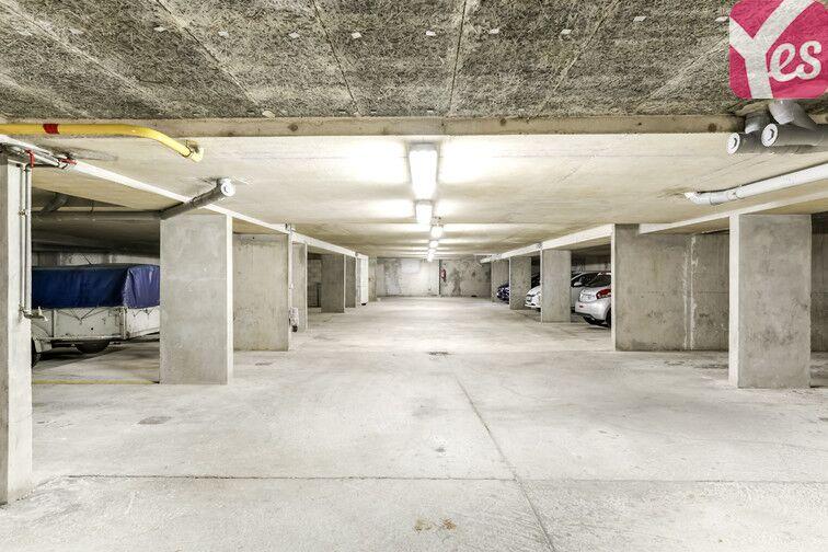 Parking Adamville - Saint-Maur-des-Fossés 24 rue Louis Braille