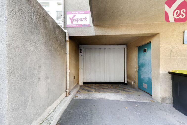 Parking Adamville - Saint-Maur-des-Fossés location mensuelle