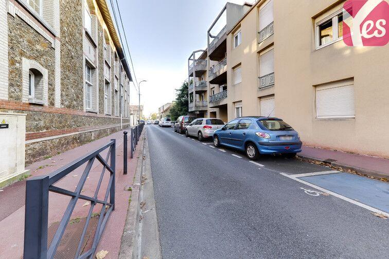 Parking Adamville - Saint-Maur-des-Fossés caméra
