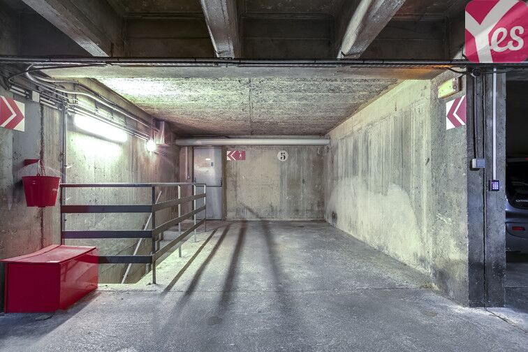 Parking Centre-ville - Fontenay-sous-Bois gardien