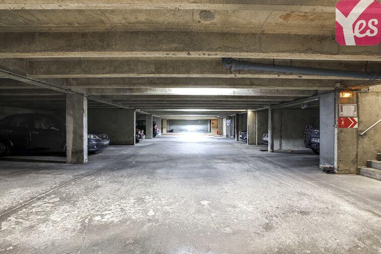Parking Centre-ville - Fontenay-sous-Bois souterrain