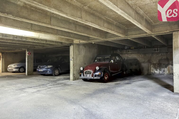 Parking Centre-ville - Fontenay-sous-Bois garage