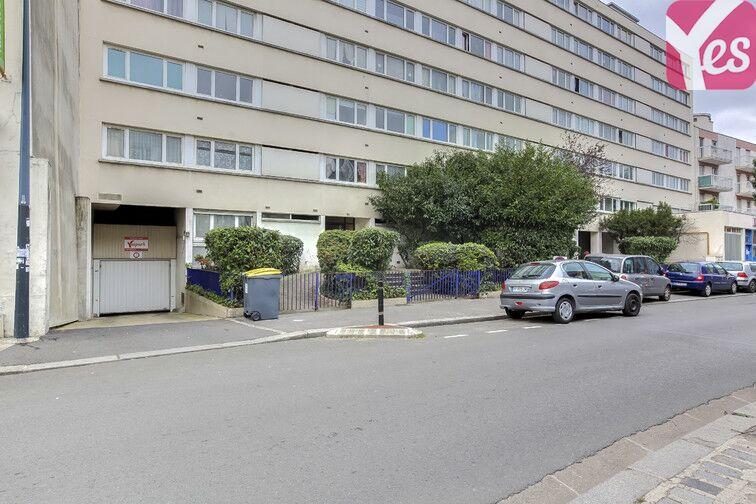 Parking Centre-ville - Fontenay-sous-Bois sécurisé
