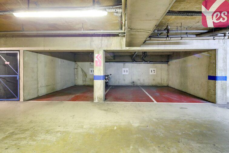 Parking Marx Dormoy - Paris 18 gardien