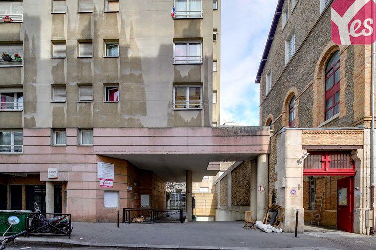 Parking Marx Dormoy - Paris 18 sécurisé