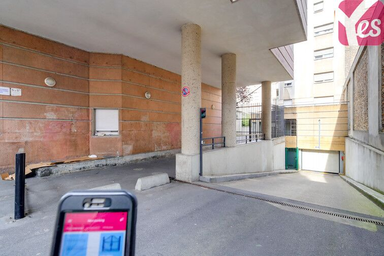 Location parking Marx Dormoy - Paris 18