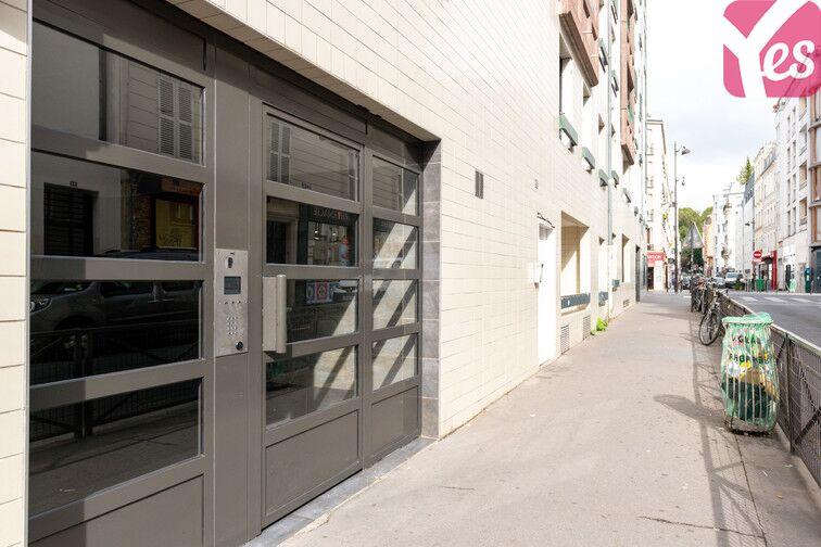 Parking Réunion - Père Lachaise - Paris 20 garage