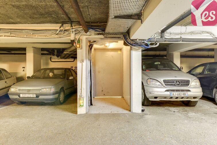 Parking Réunion - Père Lachaise - Paris 20 location mensuelle