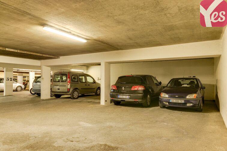 Parking Réunion - Père Lachaise - Paris 20 101 rue de la Réunion
