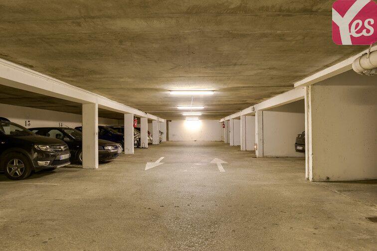 Parking Réunion - Père Lachaise - Paris 20 souterrain