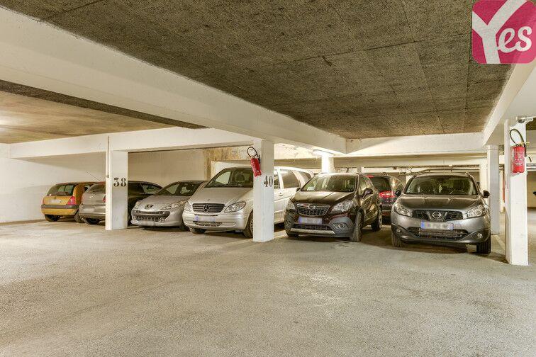 Parking Réunion - Père Lachaise - Paris 20 sécurisé