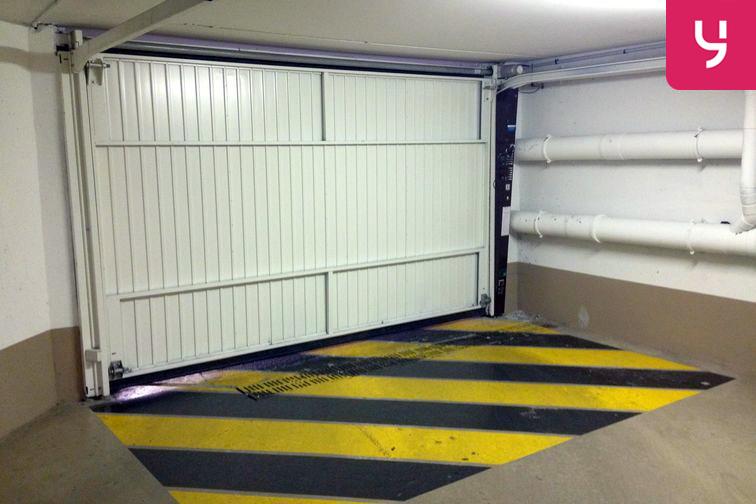 Parking Olympiades - Tolbiac 75013