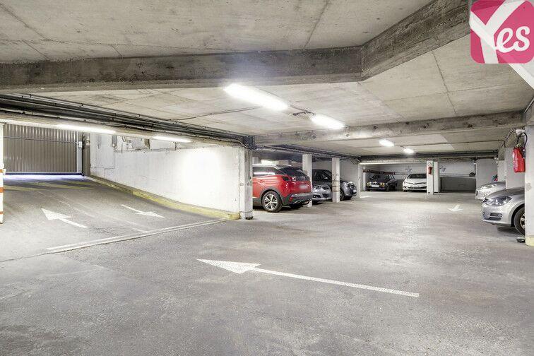 Parking Saint-Lambert - Convention - Paris 15 sécurisé