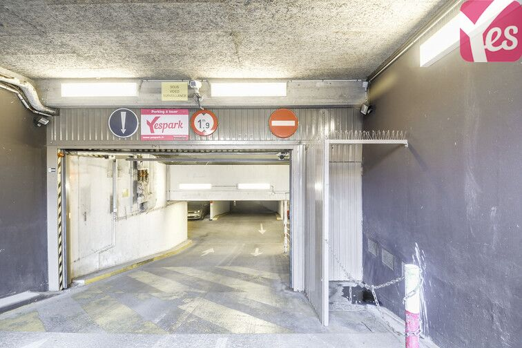 Parking Saint-Lambert - Convention - Paris 15 gardien