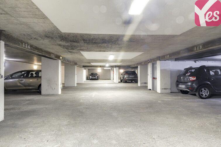 Parking Saint-Lambert - Convention - Paris 15 box