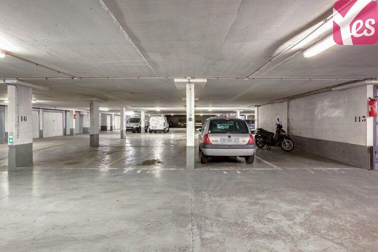 Parking Secrétan - Jaurès - Paris 19 location