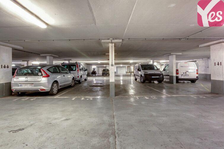 Parking Secrétan - Jaurès - Paris 19 à louer