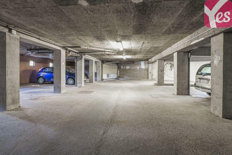 Parking souterrain sécurisé
