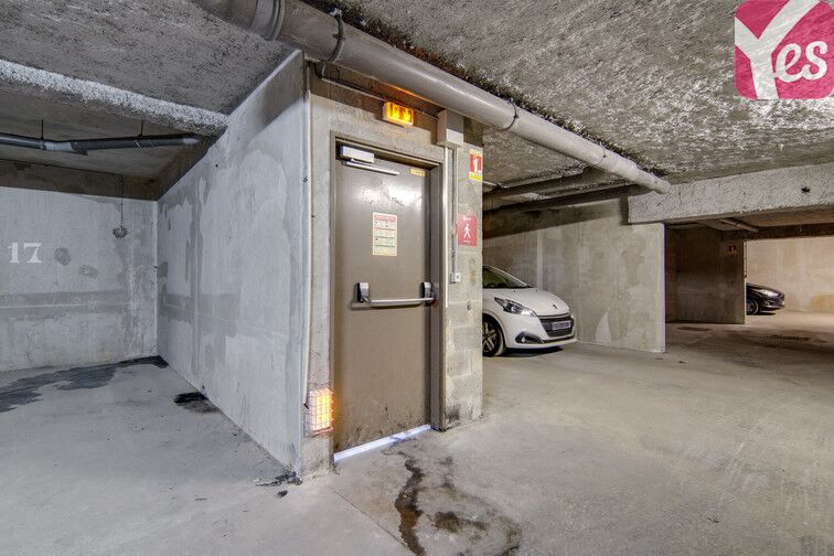Parking Mairie - Le Plessis-Belleville location