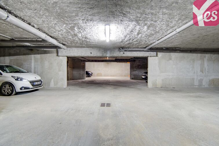 Parking Mairie - Le Plessis-Belleville caméra
