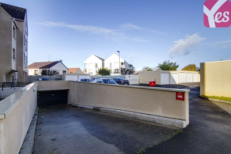 Parking Mairie - Le Plessis-Belleville sécurisé