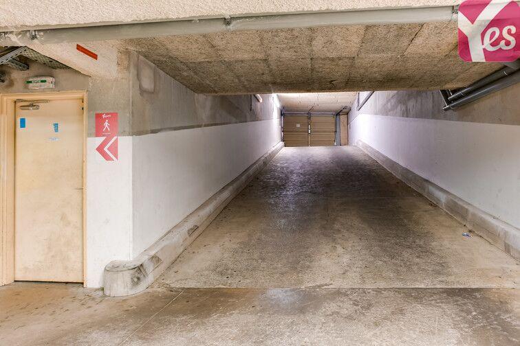 Parking Goncourt - Canal Saint-Martin - Paris 10 24/24 7/7