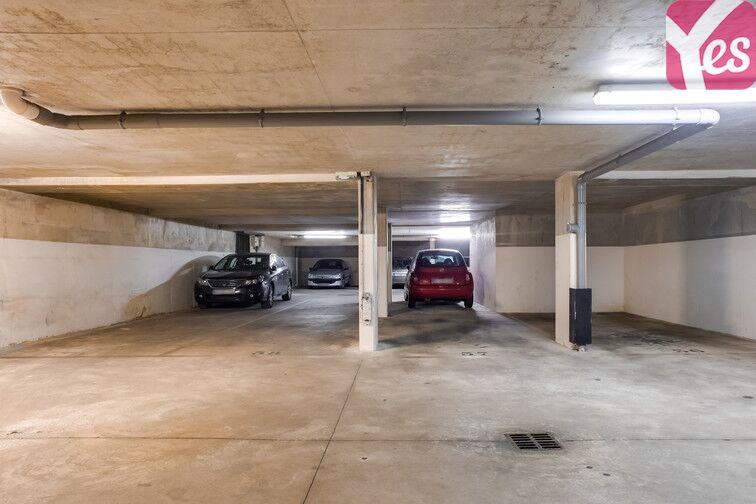 Parking Goncourt - Canal Saint-Martin - Paris 10 à louer