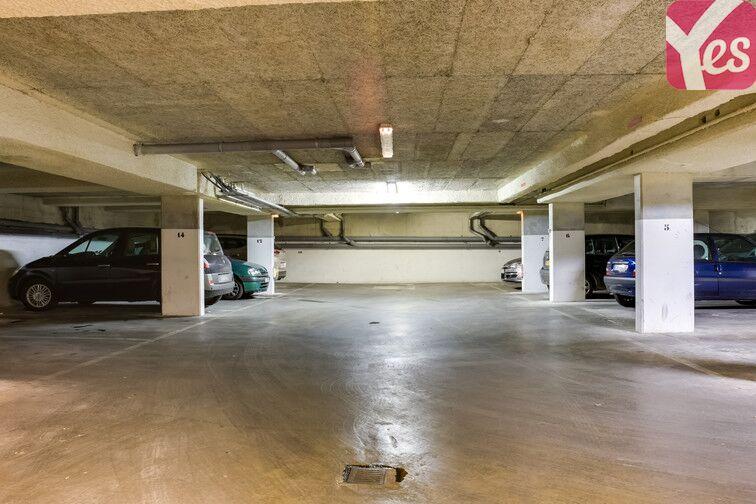 Parking Goncourt - Canal Saint-Martin - Paris 10 souterrain
