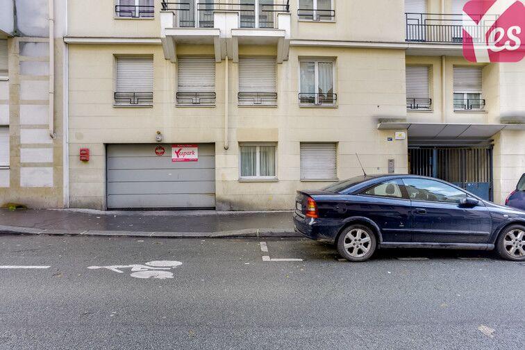 Parking Goncourt - Canal Saint-Martin - Paris 10 location