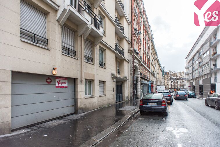 Parking Goncourt - Canal Saint-Martin - Paris 10 75010