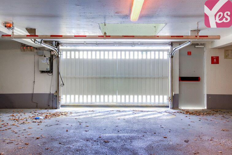 Parking Les Hauts-de-Cergy - Cergy 24/24 7/7