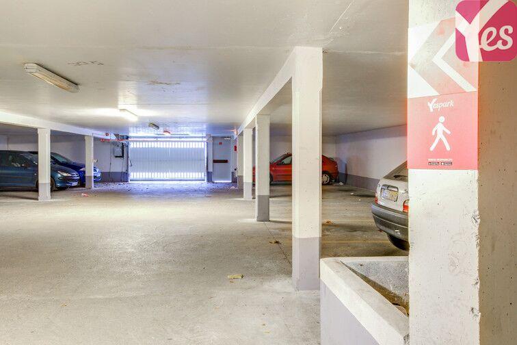 Parking Les Hauts-de-Cergy - Cergy gardien