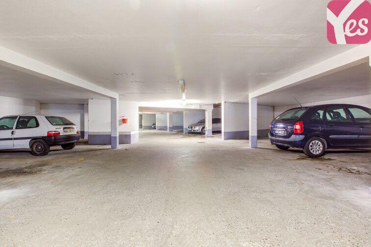 Parking Les Hauts-de-Cergy - Cergy Cergy