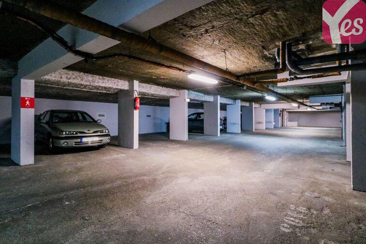 Parking Gare de Lognes location mensuelle