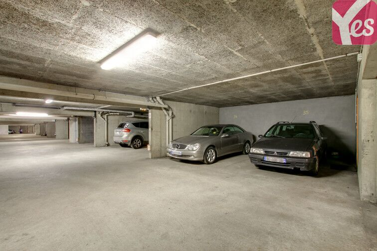 Parking Beauvais - Saint-Jean Beauvais