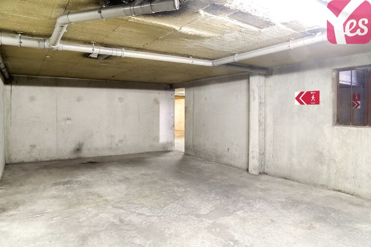 Parking Pierre de la Fée - Morgay - Draguignan caméra