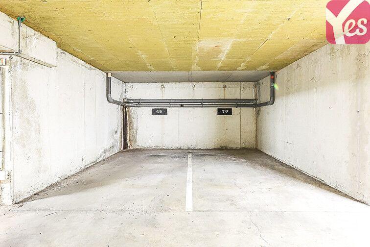 Parking Esplanade - Saint-Léger - Draguignan 24/24 7/7