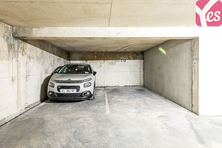 Parking Esplanade - Saint-Léger - Draguignan 24/24 7/7