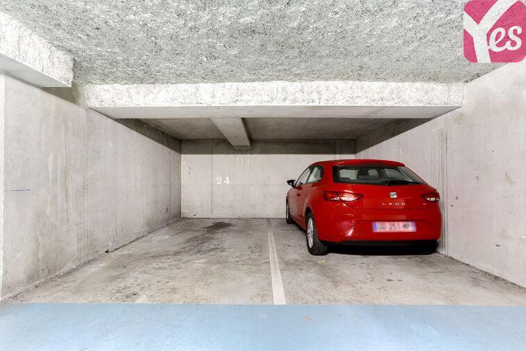 Parking Gallieni - Fréjus garage