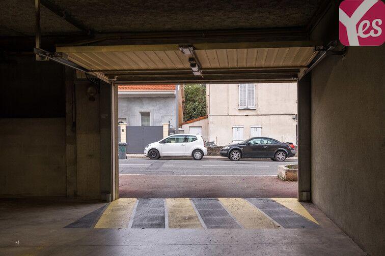 Parking Plateau Notre-Dame - Saint-Raphaël box