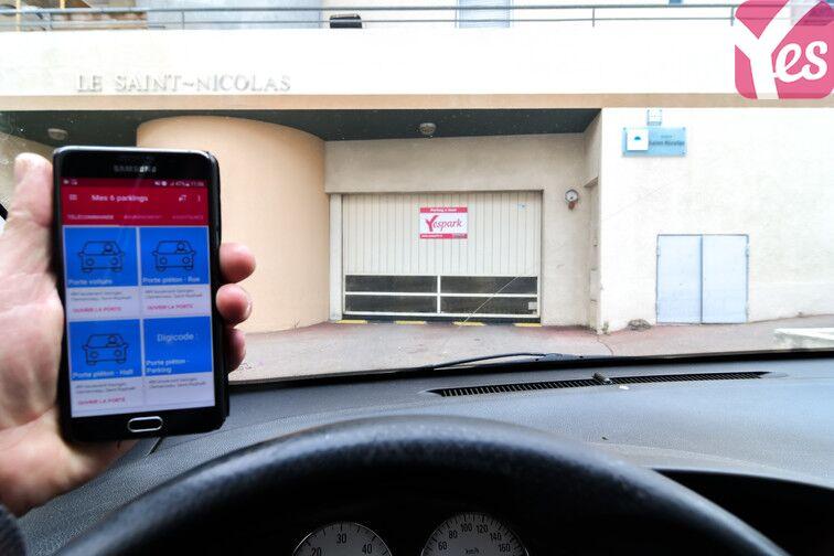 location parking Plateau Notre-Dame - Saint-Raphaël