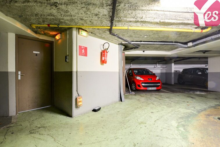 Parking Centre-ville - Houilles Houilles