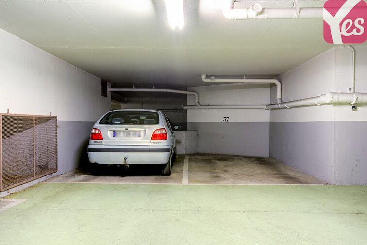 Parking Centre-ville - Houilles sécurisé
