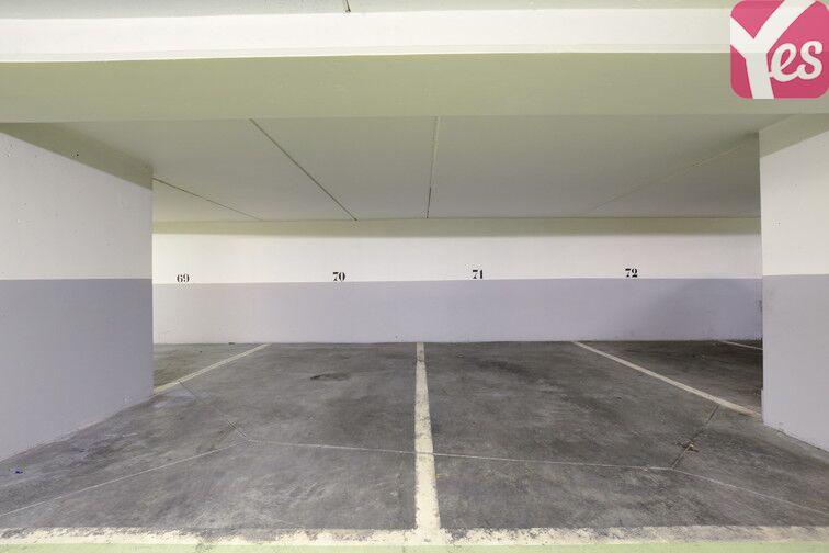 Parking Centre-ville - Houilles caméra