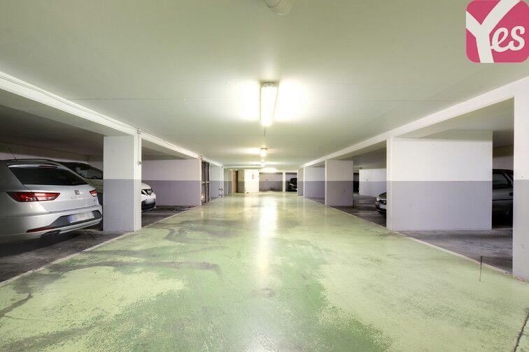 Parking Centre-ville - Houilles location mensuelle