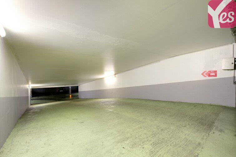 Parking Centre-ville - Houilles souterrain