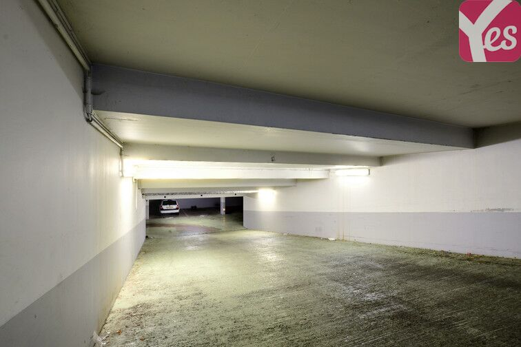 Parking Centre-ville - Houilles underground