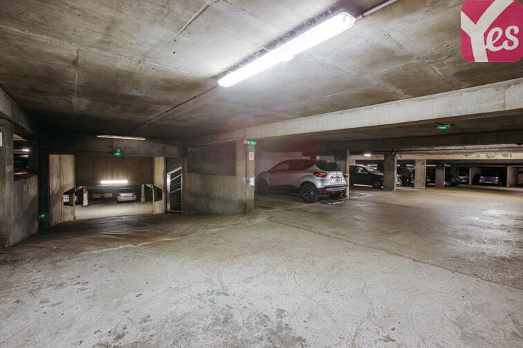 Parking Centre-ville - Poissy avis