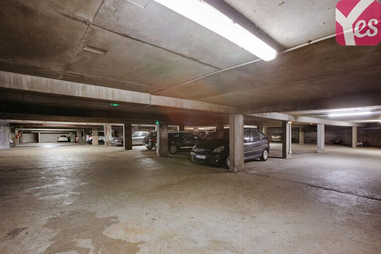 Parking Centre-ville - Poissy gardien