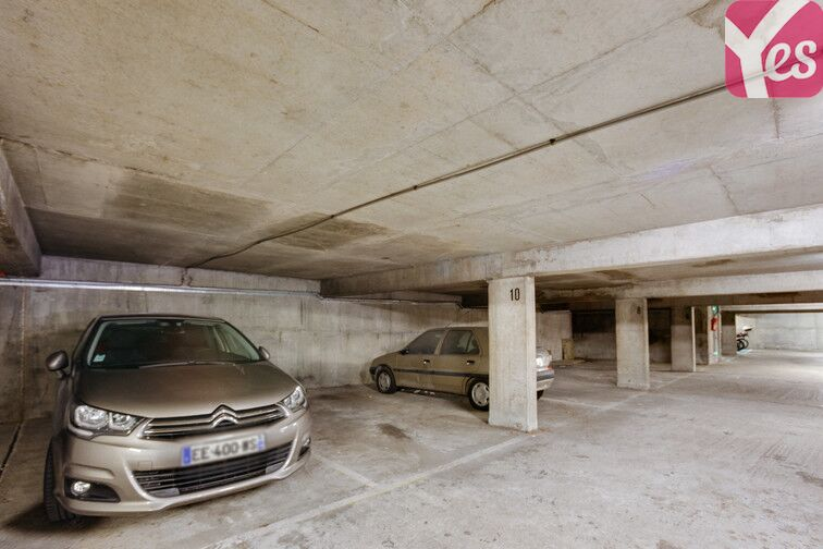 Parking Centre-ville - Poissy avis